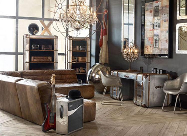 Inspiratie stoere woonkamer. Foto geplaatst door KvdW86 op Welke.nl
