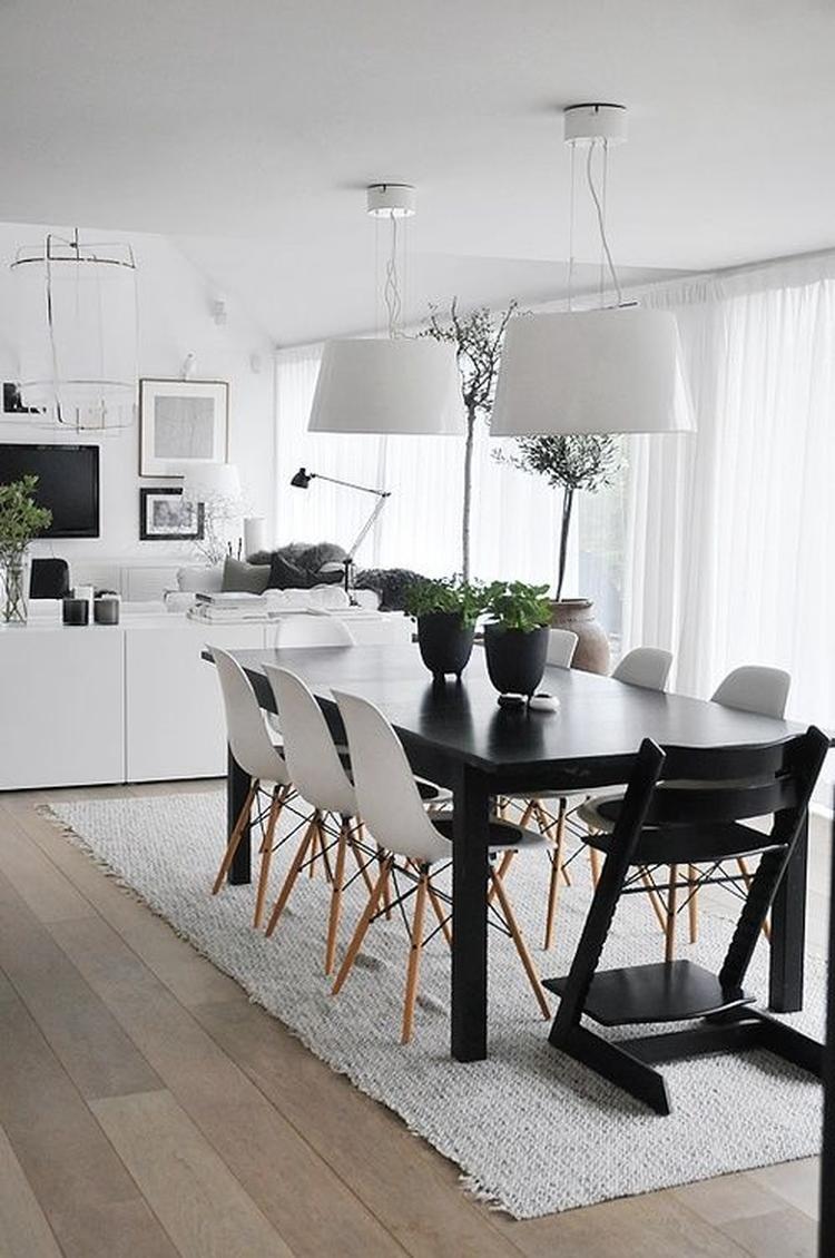 zwart & wit interieur. Foto geplaatst door StylingMatching op ...