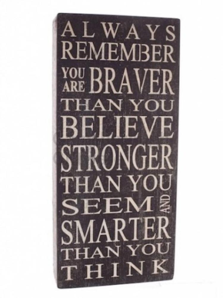 Vaak mooie tekst op hout bord. Foto geplaatst door Diana-Zwart-Venema  #DZ53