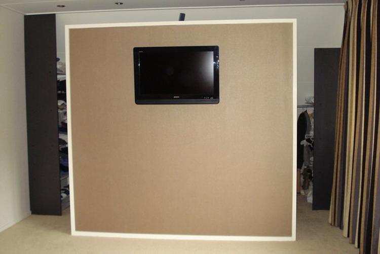 Inloopkast (walk-in closet): Door het plaatsen van een ...