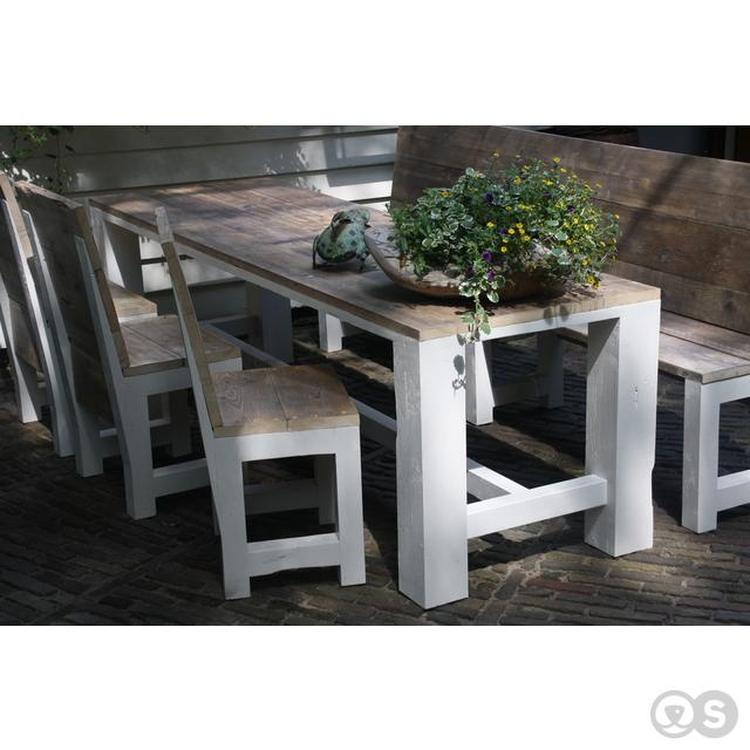 Mooie Stoere Eettafel.Mooie Stoere Eettafel Foto Geplaatst Door Patries00 Op Welke Nl
