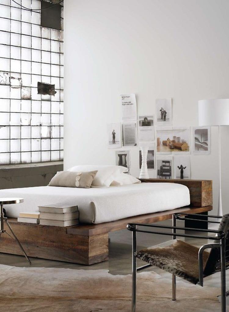 21 ideeën voor industriële slaapkamers . Foto geplaatst door ...
