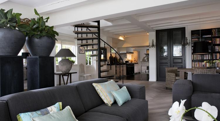 mooie kleuren in de woonkamer. Foto geplaatst door cristelg op Welke.nl