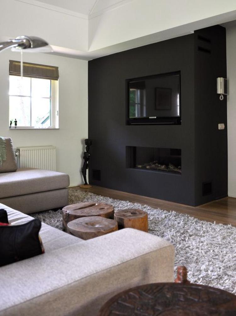STIJLIDEE gaf interieuradvies voor deze modern landelijke woonkamer ...