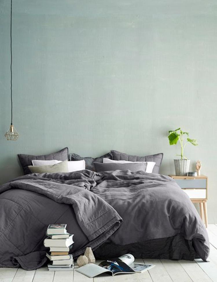 Wonderlijk Mooie kleur muur slaapkamer. Foto geplaatst door Mmate op Welke.nl NT-91