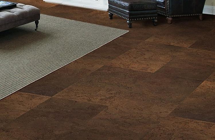 Kurk vloer in de woonkamer meer informatie: kwaliteitparket nl