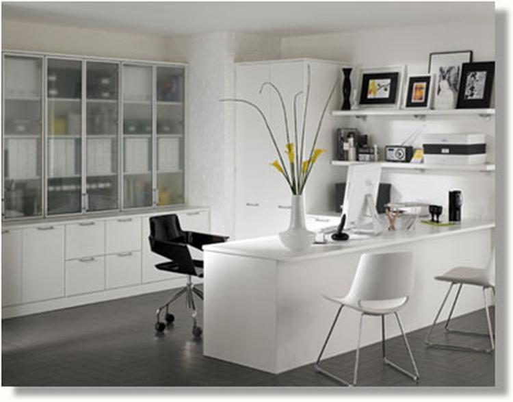 Strak design kantoor aan huis foto geplaatst door luuk op welke