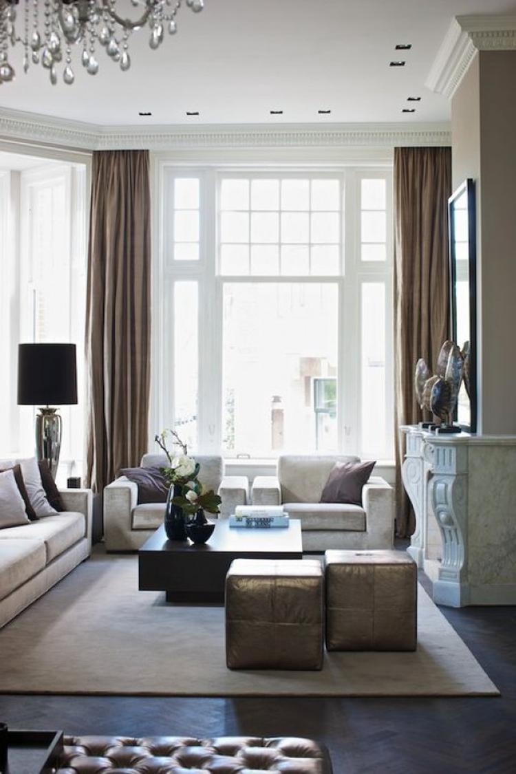 Mooie gordijnen .. foto geplaatst door jantine77 op welke.nl