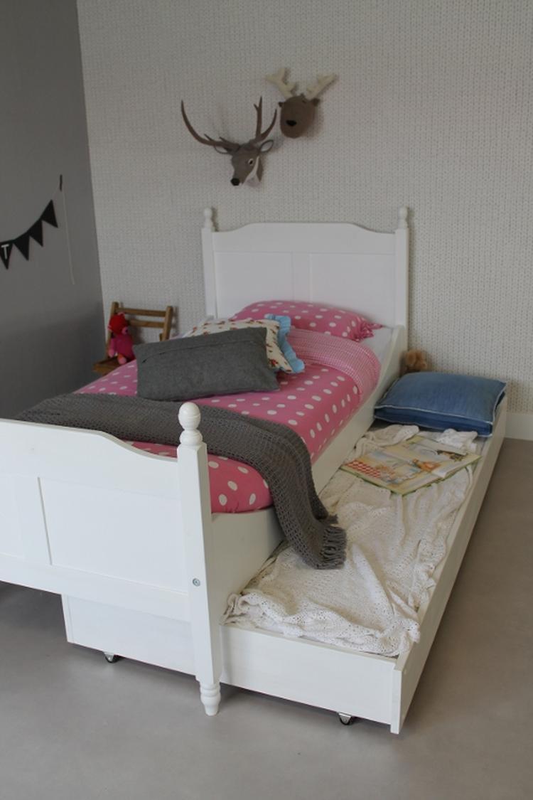 Wonderlijk Meisjes Bed Ikea QW-49