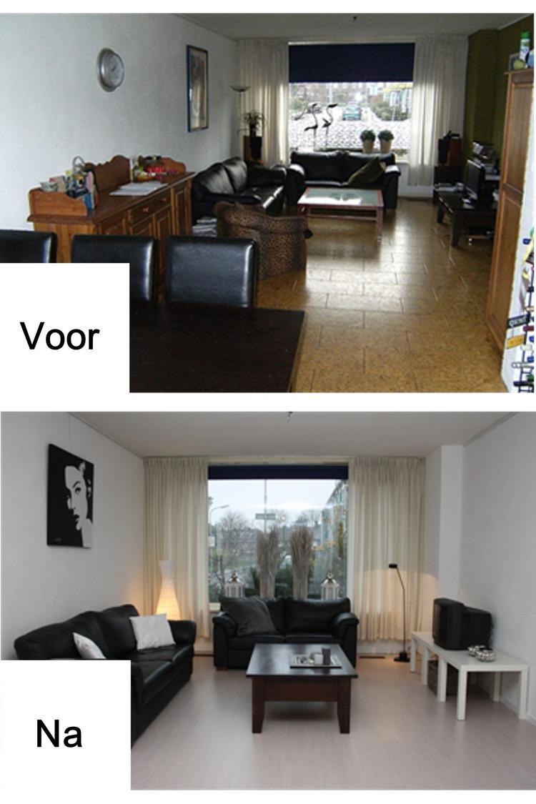 metamorfose woonkamer. foto geplaatst door zoetwaterpoliep op welke.nl, Deco ideeën