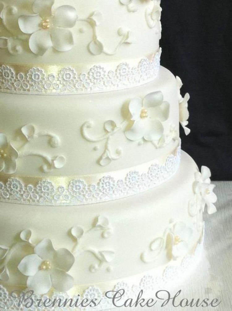 Taart Voor Bruiloft Foto Geplaatst Door Anne1805 Op Welke Nl