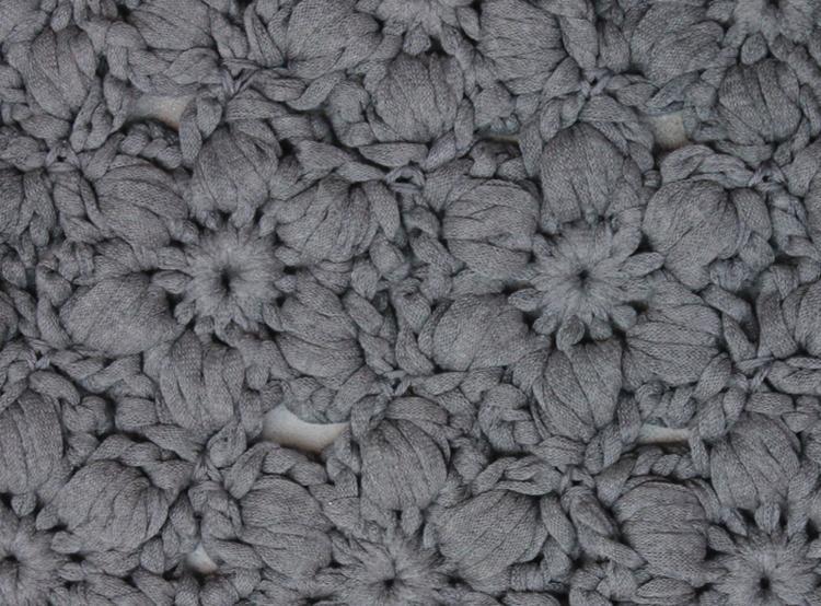Bloemen Haken Gratis Patroon Wolplein Foto Geplaatst Door