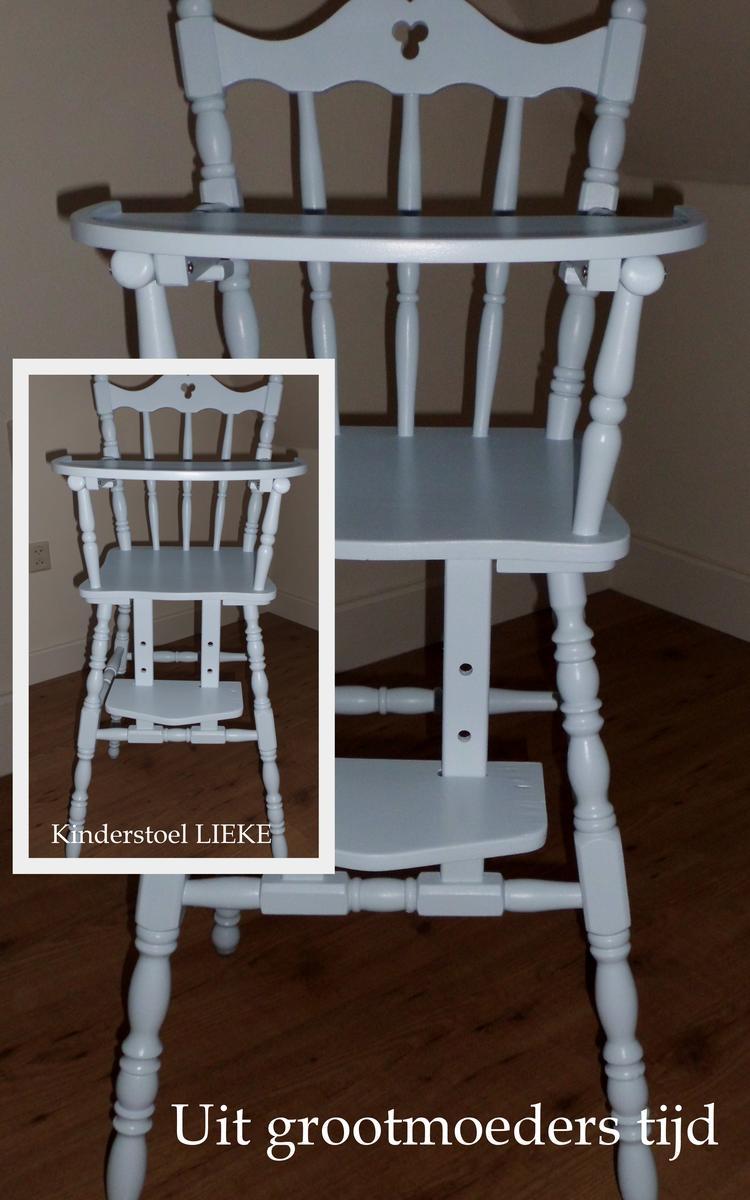 Brocante Kinder Stoel.Brocante Kinderstoel Foto Geplaatst Door