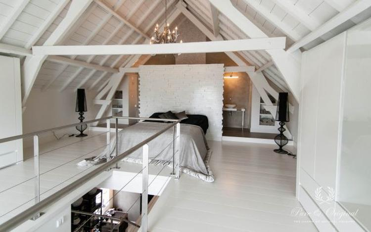 Natuurlijke Zolder Loft : Zolder in loft stijl.. foto geplaatst door pure & original op