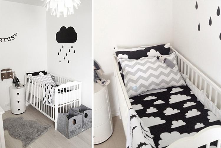 Mooi Nijntje Babykamer : Babykamer met zwart wit mooi foto geplaatst door elles