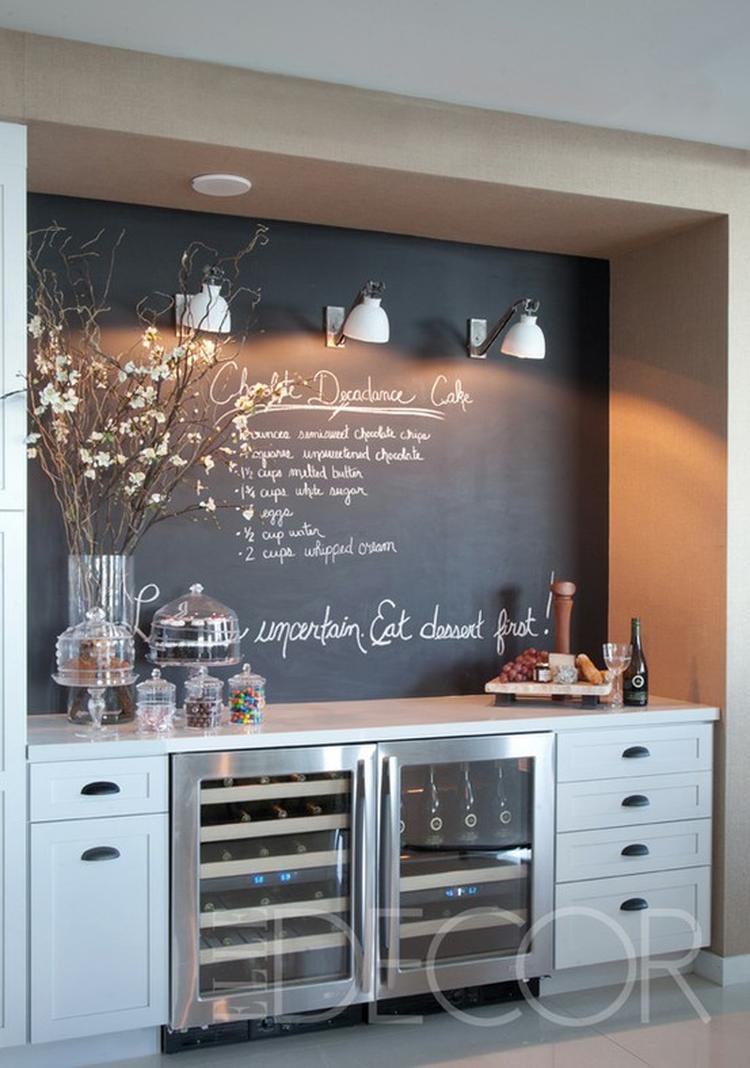 Gaaf Een Menuwand Voor In De Keuken Foto Geplaatst Door Debbiemook Op Welke Nl