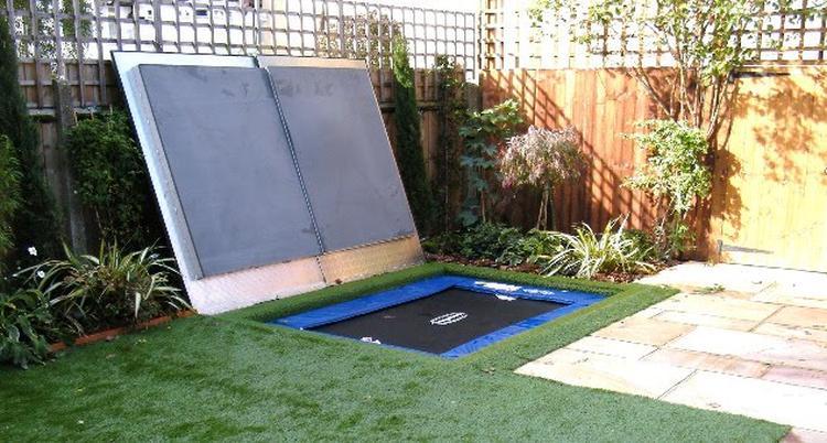 Trampoline Kleine Tuin : Beste tuin trampoline welk formaat trampoline is het meest