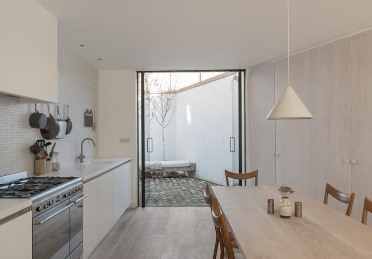 Welke Nl Keuken : Mooie overgang keuken terras. foto geplaatst door wandajuliette op