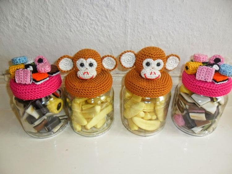 Snoeppotjes Haken Patroon Van Amigurumi To Go Foto Geplaatst Door