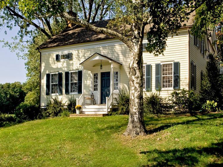 Amerikaans huis foto geplaatst door bloemetje op welke