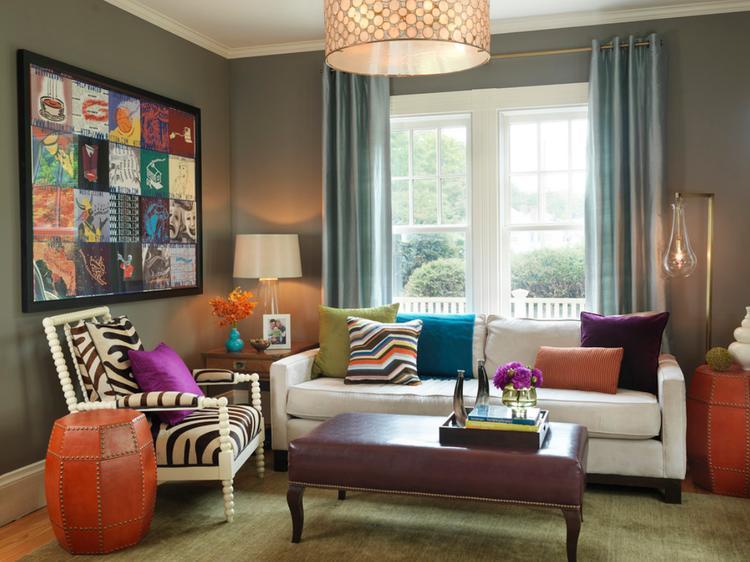 7x Klassiek Interieur : Uitbundig warm interieur van rachel reider foto geplaatst door