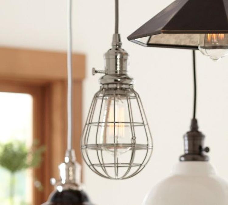 Stoere lamp voor b.v boven de aanrecht. foto geplaatst door ierus ...