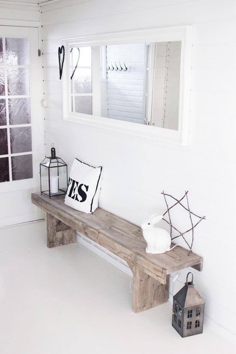 Bekend Houten bankje om zelf te maken.. Foto geplaatst door Tiara op Welke.nl #XL99