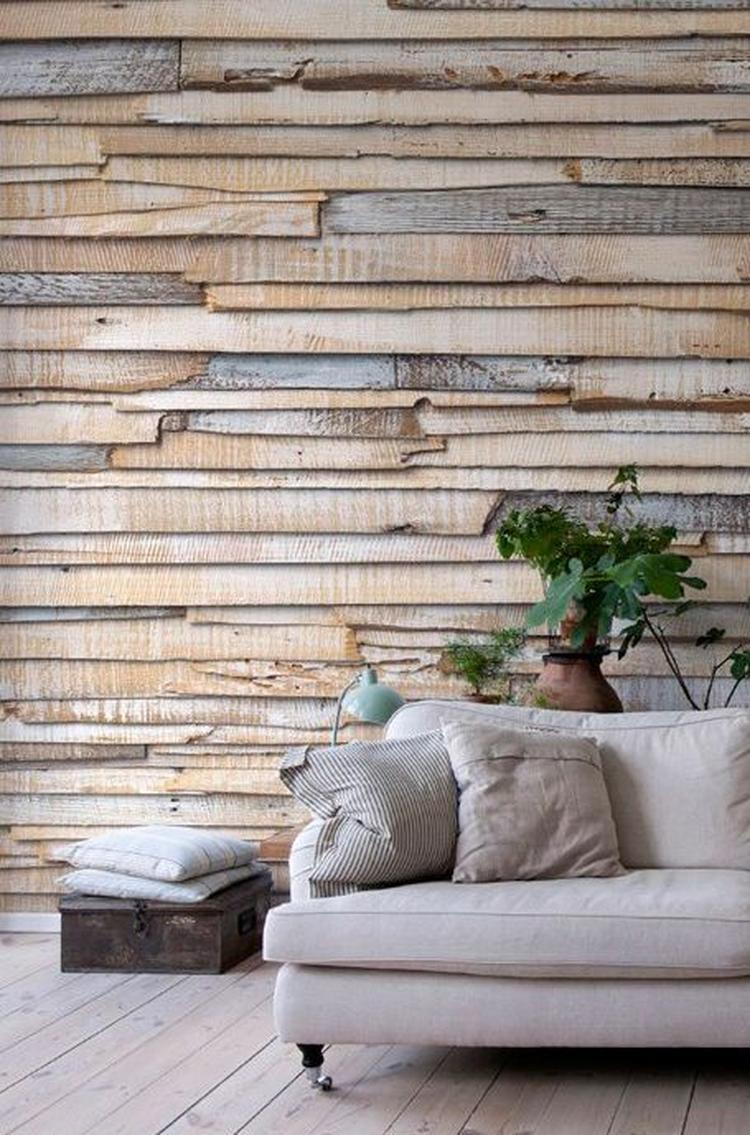 Houten Planken Voor Muur.Mooie Muur Met Houten Planken Foto Geplaatst Door Siendewit