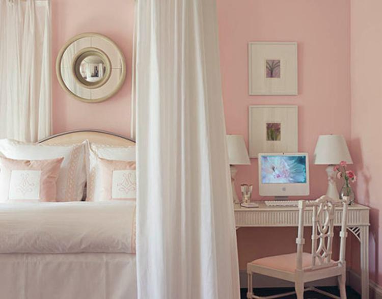 slaapkamer in lichtroze.. foto geplaatst door mar77vis op welke.nl, Deco ideeën