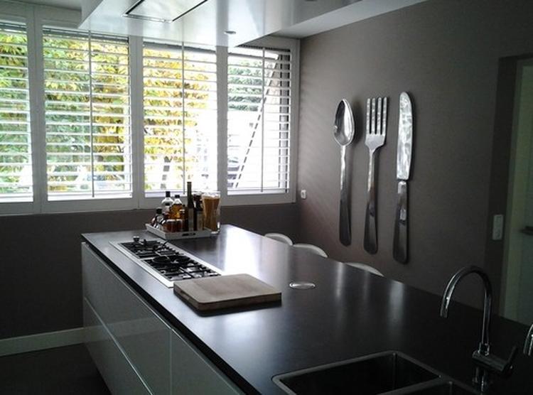Muurdecoratie Keuken Bestek.Muur Bestek Dak Te Repareren