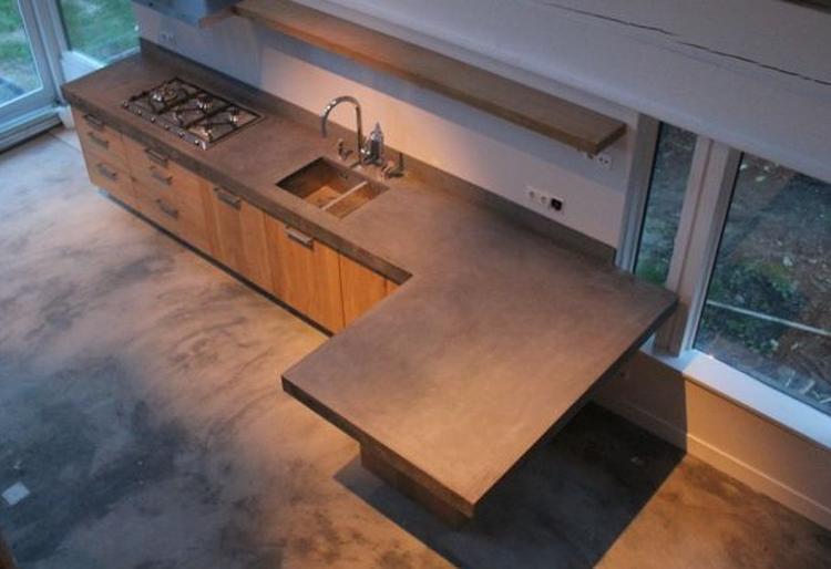 Keuken Houten Schiereiland : Houten deuren voor ikea keuken