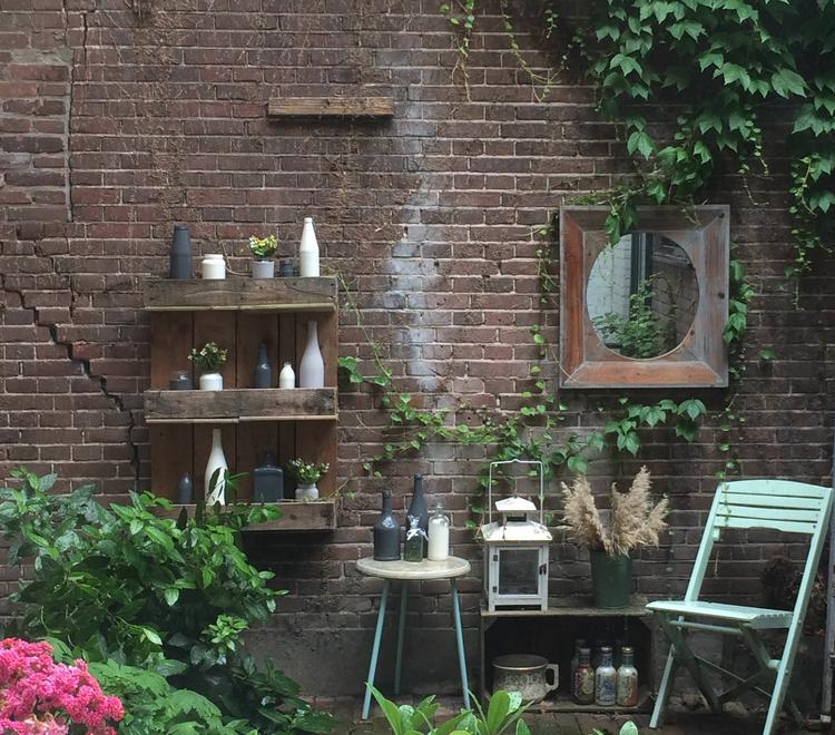 spullen voor in de tuin
