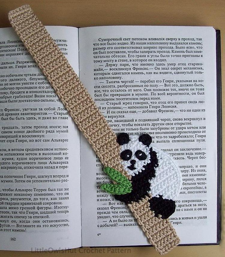 Leuke Boekenlegger Om Te Haken Foto Geplaatst Door Sariro Op Welkenl
