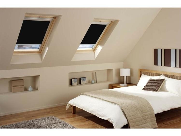 Slaapkamer schuine wand. Foto geplaatst door LiekeMertens op Welke.nl