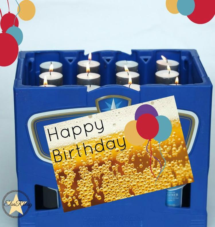 Cadeau Met Bier Voor Man Voor Verjaardag Of Vaderdag Tip Je Kunt