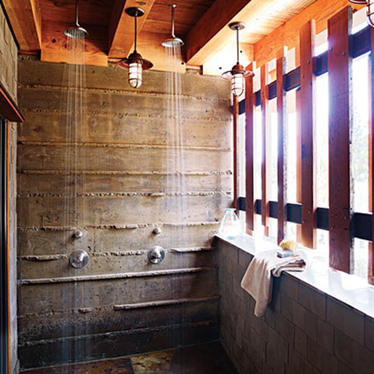 mooie industriële badkamer. Foto geplaatst door welkestella op Welke.nl