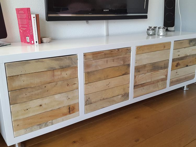 Tv meubel maken mdf for Eigen huis en tuin kast maken