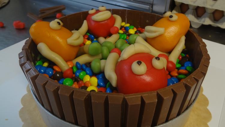 m en m taart m en m taart. Foto geplaatst door 1taran123 op Welke.nl m en m taart