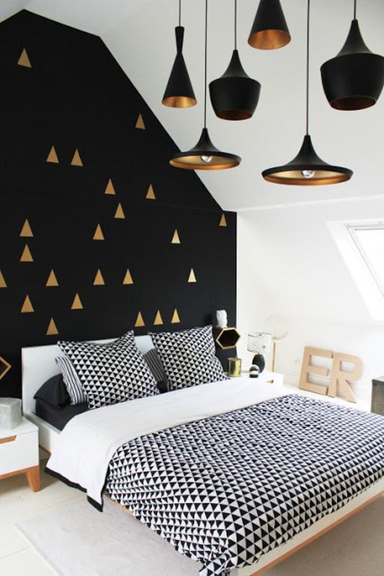 Goud Industrieel interieur, beton, eetkamer woonkamer slaapkamer ...