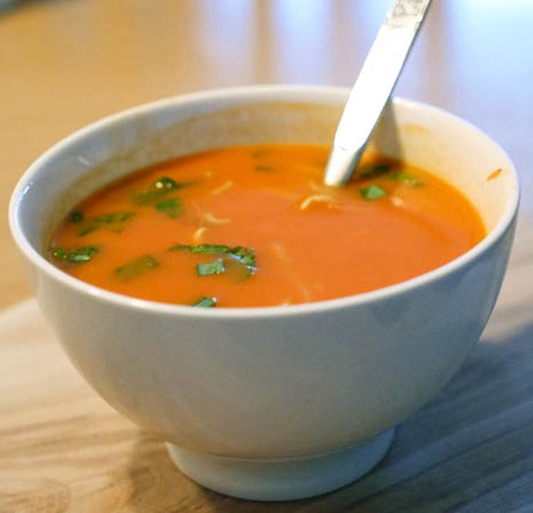Beroemd Soep kan je eigenlijk altijd eten. Bij warm weer of bij koud weer #SS64