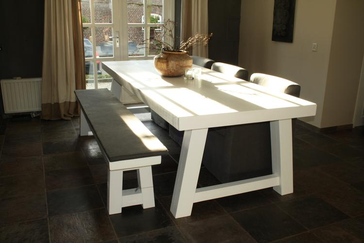 Tafels outlet houten tafels voor outlet prijzen prachtige houten