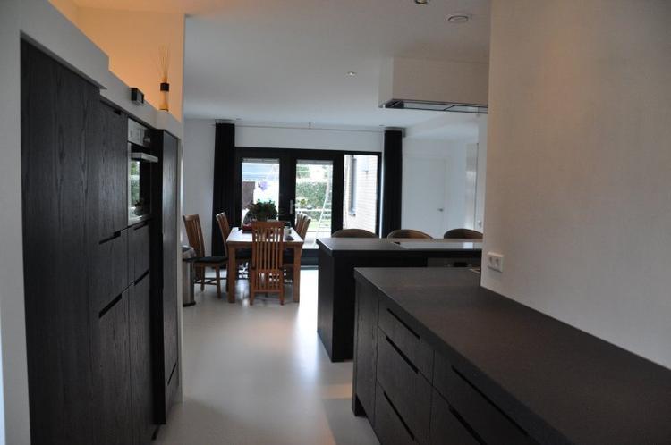 Keuken Eiken Zwart : Keukens « nijland interieur meubelmakerij
