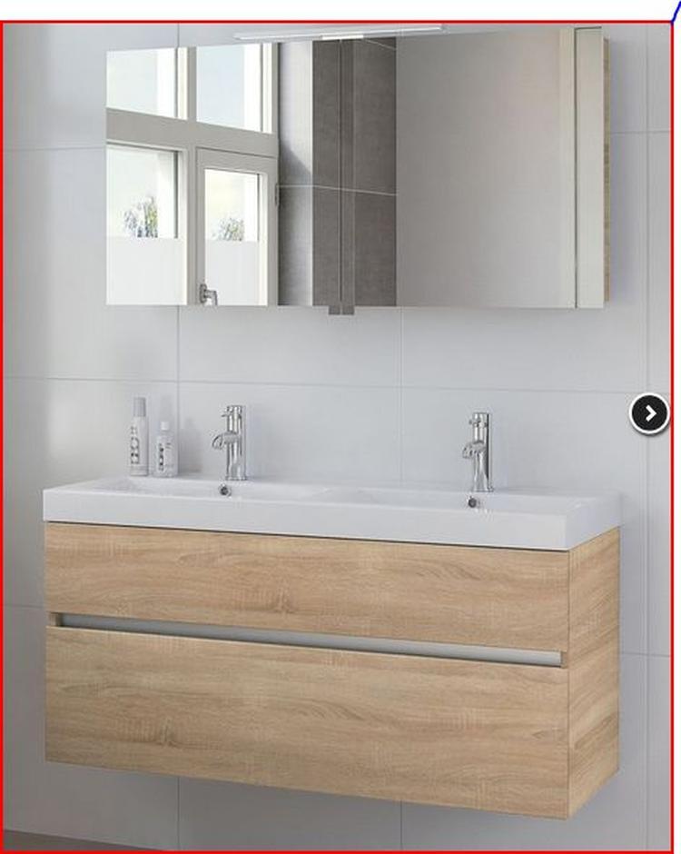 badkamer meubel Bruynzeel. Foto geplaatst door marians op Welke.nl