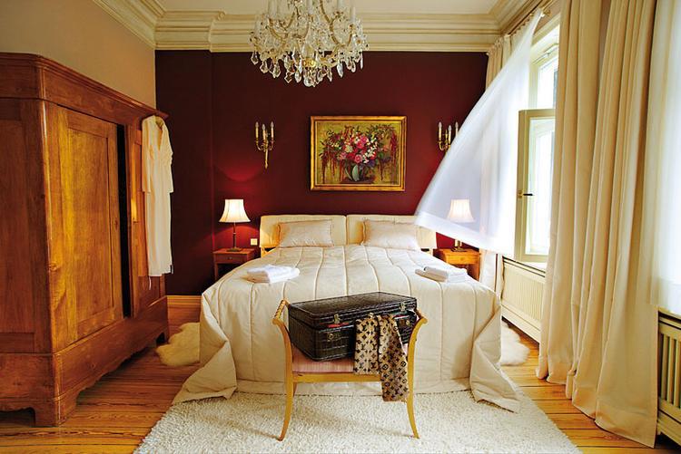 Klassieke slaapkamer inrichting. Deze klassiek ingerichte slaapkamer ...