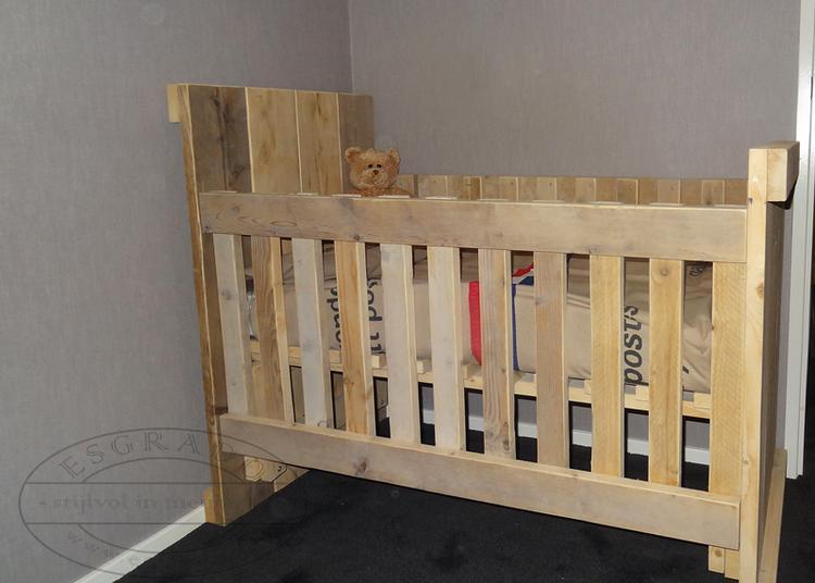 Landelijke Babykamer Meubels : Babykamer test wooki