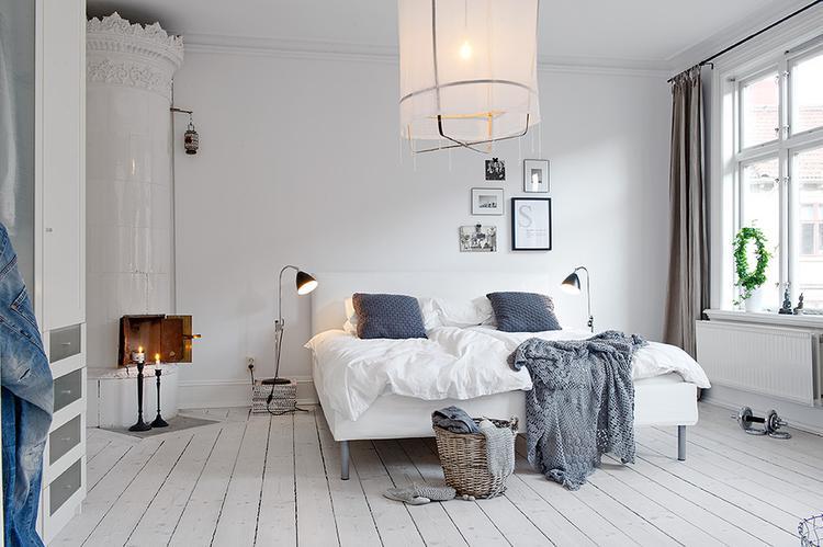 rustige en sfeervolle slaapkamer. Foto geplaatst door A-BOUD op Welke.nl