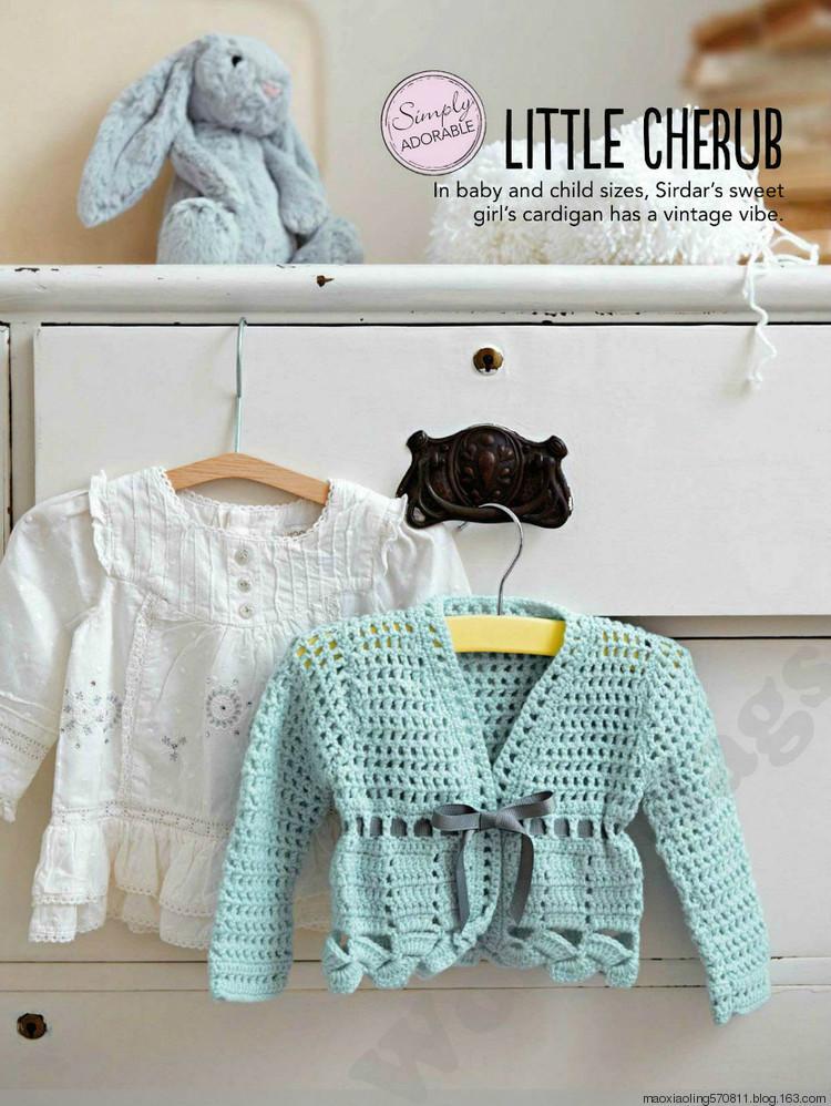 Heel Mooi Baby Vestje Met Haak Patroon In Engels Foto Geplaatst