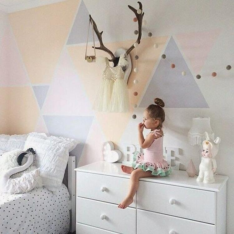 Een Gewei Is Ook Leuk In Een Kinderkamer Hang Een Gewei