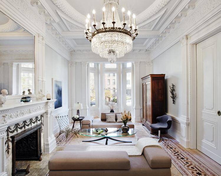 woonkamer klassiek / modern. Foto geplaatst door W00 op Welke.nl