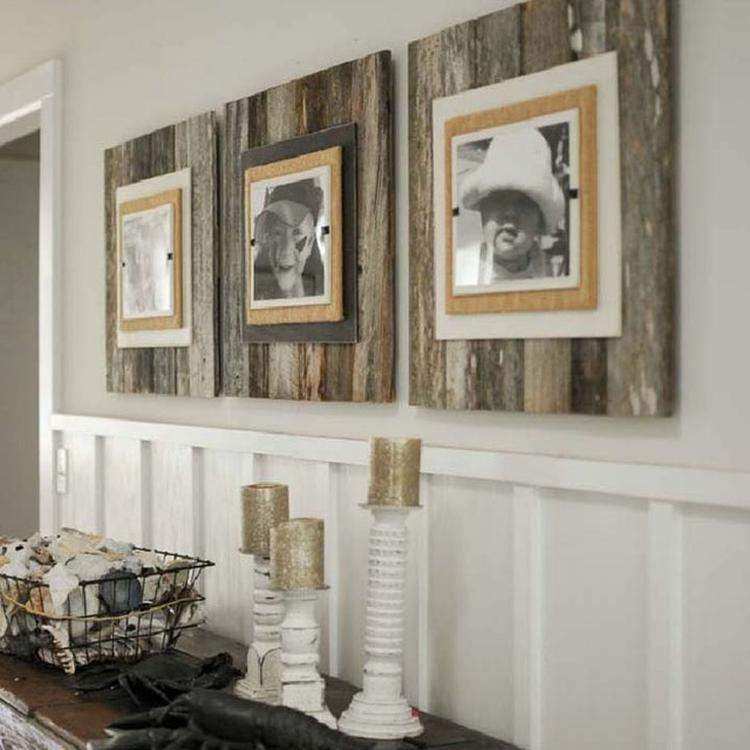 Bekend Houten planken fotolijst.. Foto geplaatst door LaLuuz op Welke.nl &QL57